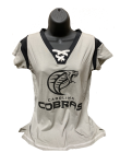 Ladies Cobra Vneck tie